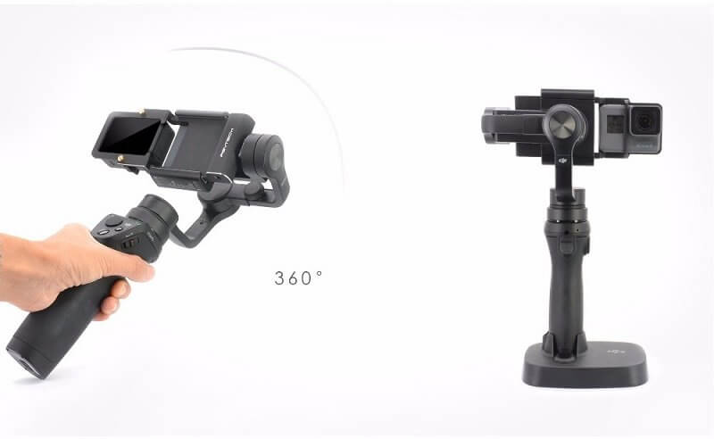 PGY Tech Osmo Mobile GoPro