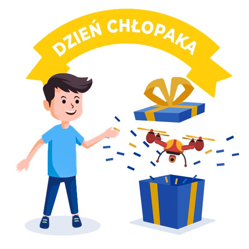 Pomysł na prezent na Dzień Chłopaka | Blog sklepu MegaDron